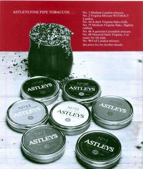Pipas Astley´s Astley24