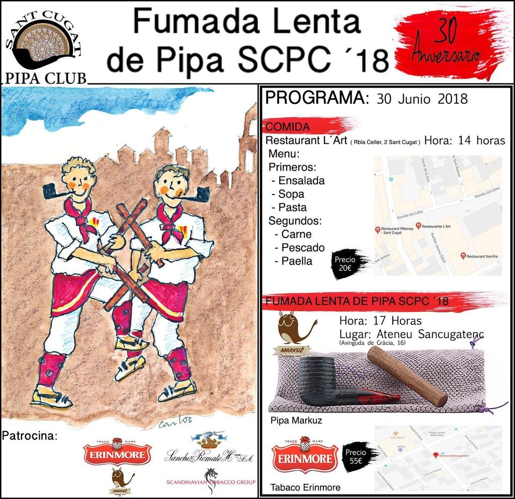 30 de junio de 2018. 30º Aniversario de Sant Cugat Pipa Club Img_2211