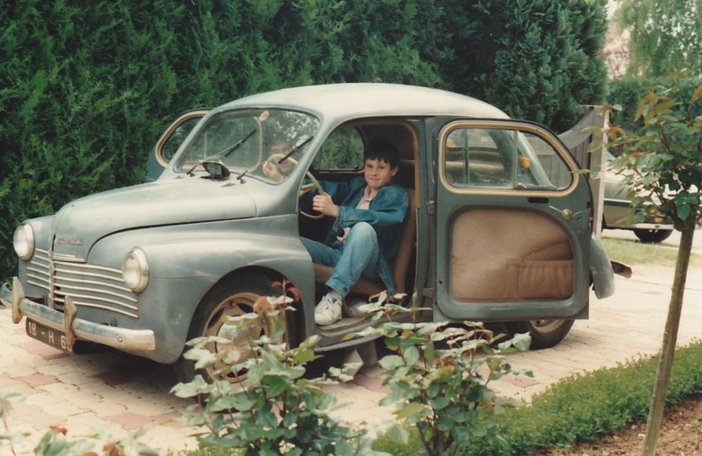 Restauration de la 4CV 1950 2_210