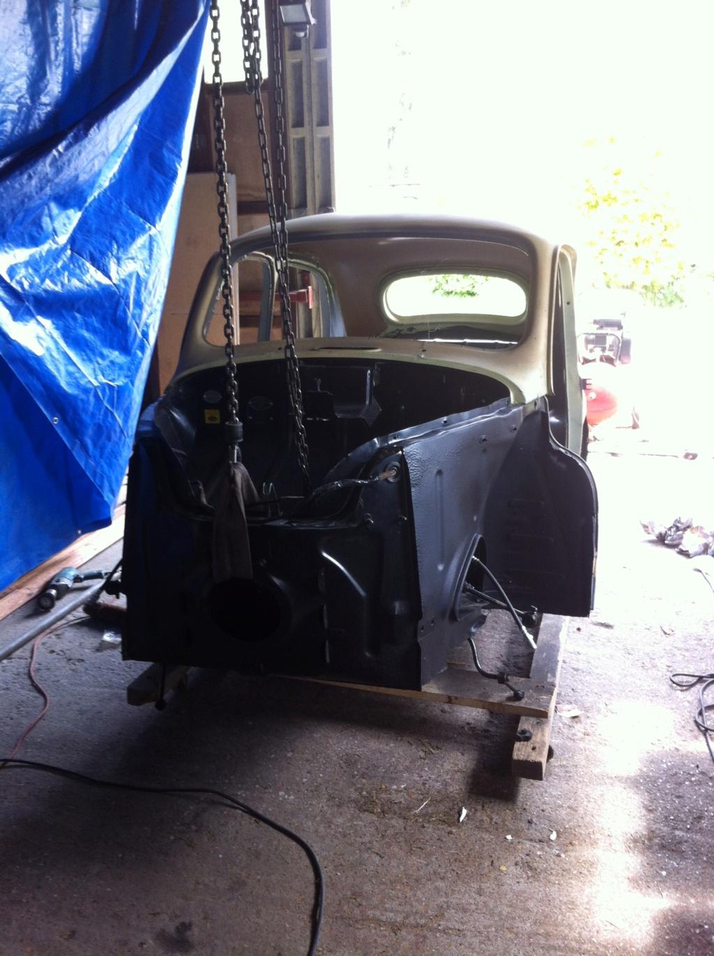 Restauration de la 4CV 1950 34_110
