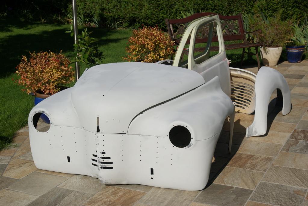 Restauration de la 4CV 1950 3910