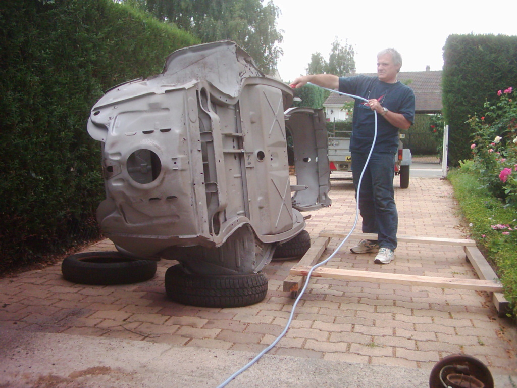 Restauration de la 4CV 1950 5_110