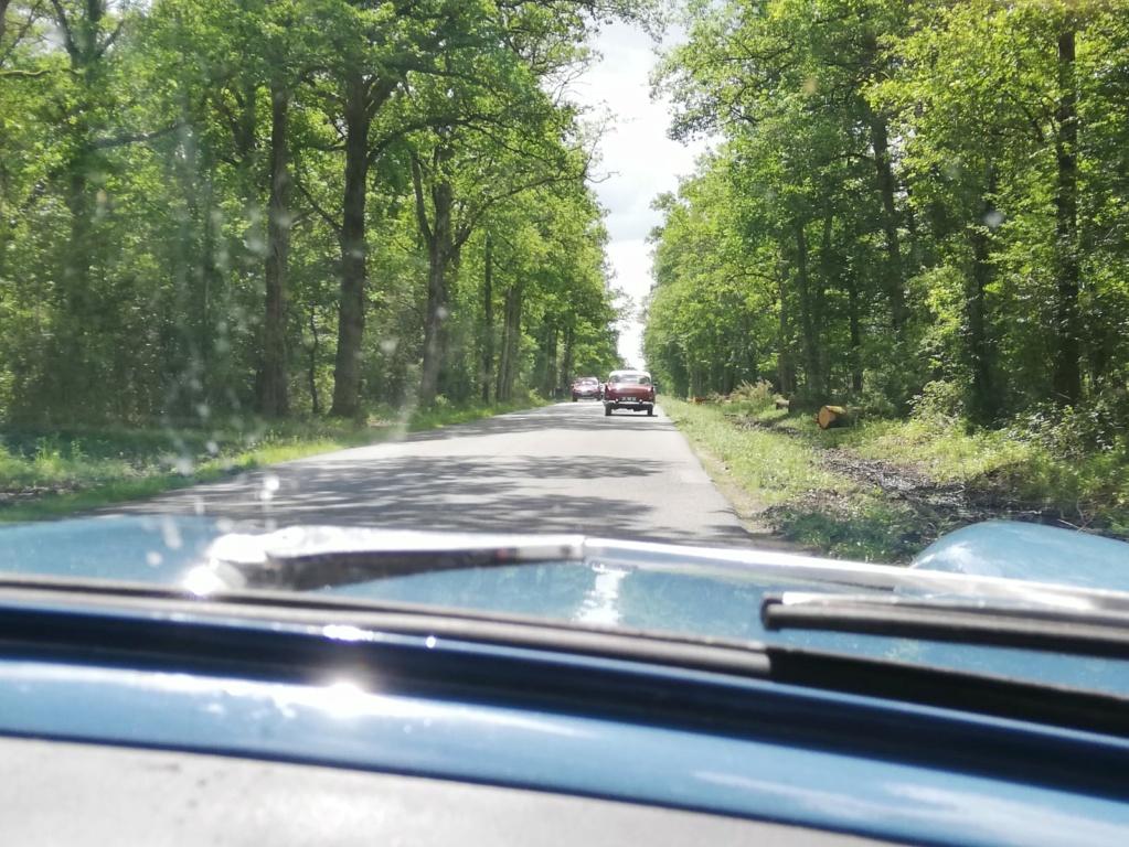 Les Chambords à Chambord. Hommage à la Simca Rallye EmiSul.  De62f510