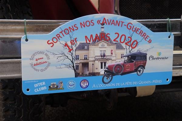 Fête des Grand-Mères Automobiles, dimanche 1er mars 2020 - Page 3 Dsc03215
