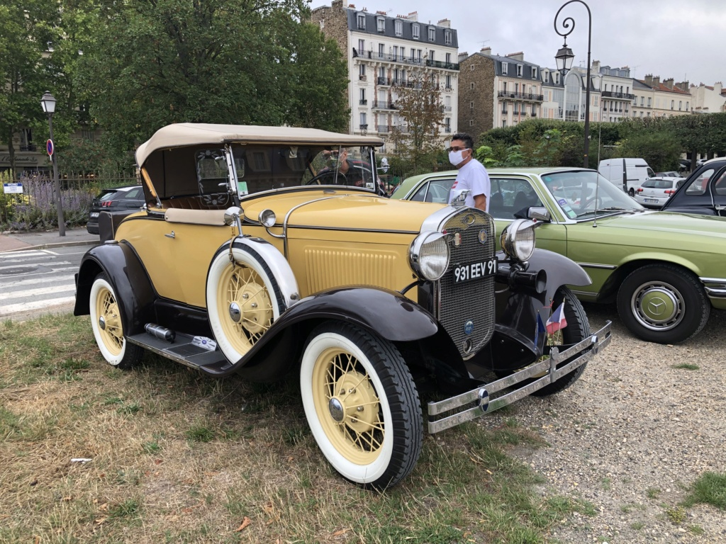 La Traversée Estivale de Paris 2020 (Photos de Sylvain) Img_2734