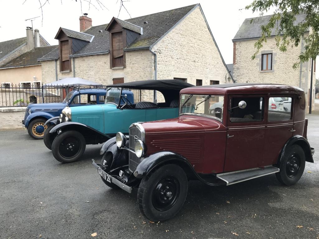 10e Rallye du Patrimoine, 19/20 septembre 2020 Img_6011