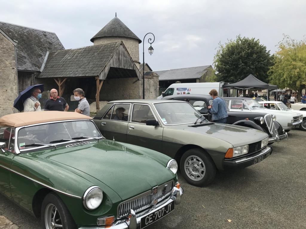 10e Rallye du Patrimoine, 19/20 septembre 2020 Img_6014