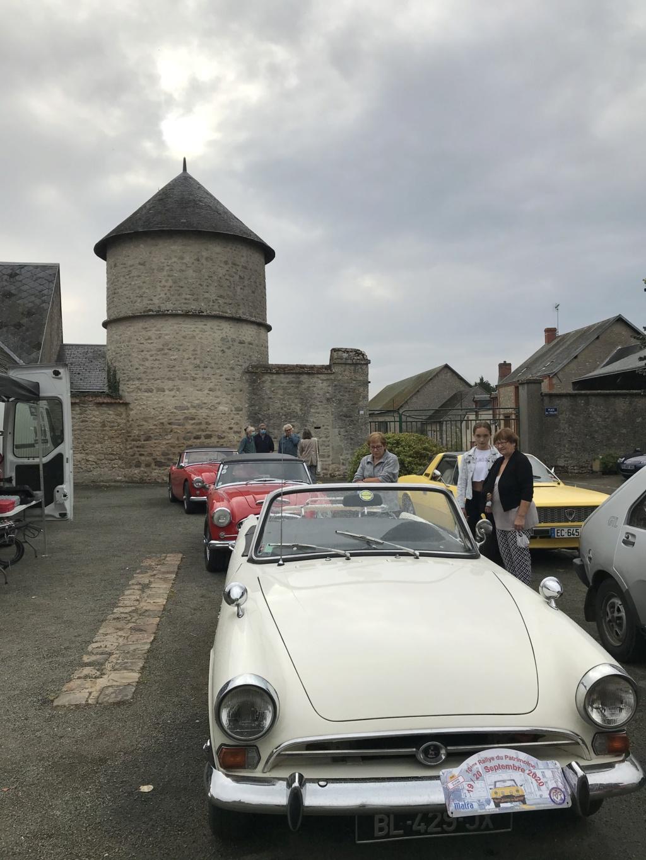 10e Rallye du Patrimoine, 19/20 septembre 2020 Img_6016