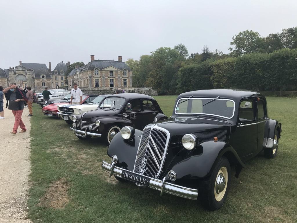 10e Rallye du Patrimoine, 19/20 septembre 2020 Img_6025