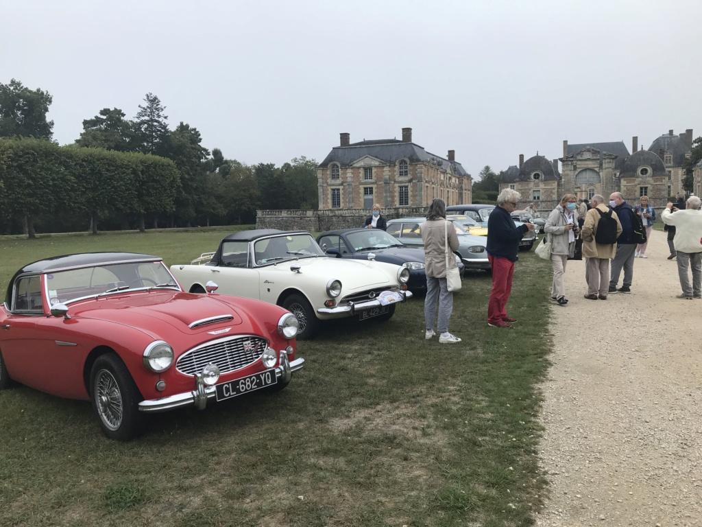 10e Rallye du Patrimoine, 19/20 septembre 2020 Img_6026