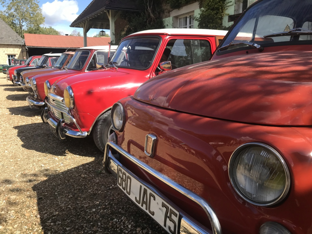 Rallye de la vallée de Chevreuse (Road&Cool) 26 septembre 2020 Img_6029