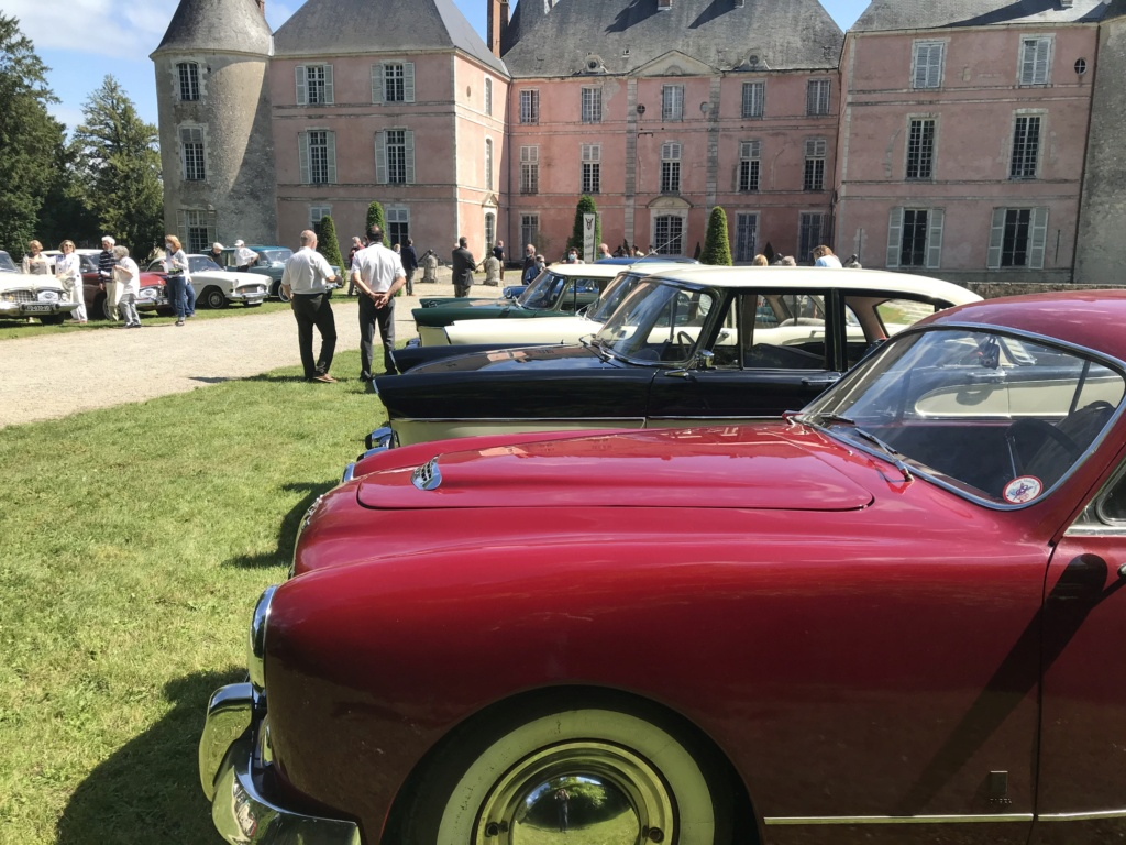 Les Chambords à Chambord. Hommage à la Simca Rallye EmiSul.  Img_6911