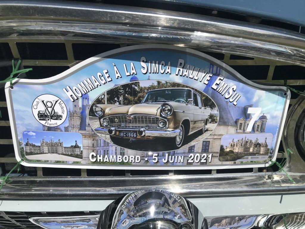 Les Chambords à Chambord. Hommage à la Simca Rallye EmiSul.  Img_6913