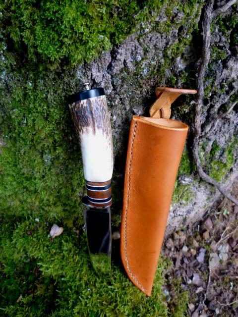 Funda para cuchillo Manly. P1120410