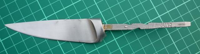 Cuchillo de puntilla de Ikea. P1120515