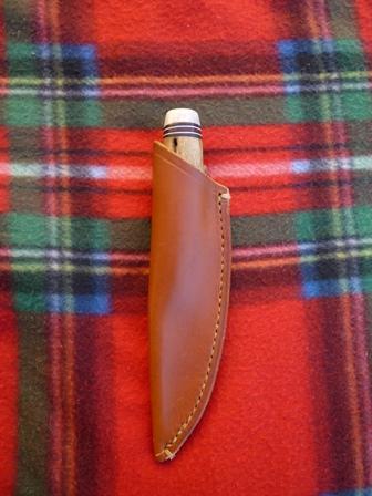 Funda para cuchillo Manly. P1120824