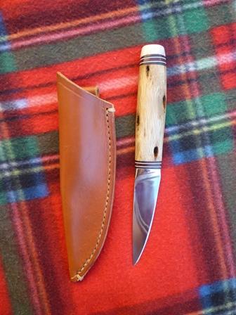 Funda para cuchillo Manly. P1120825