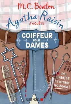 [Beaton, M.C.] Agatha Raisin enquête - Tome 8 : Coiffeur pour Dames Cvt_ag10