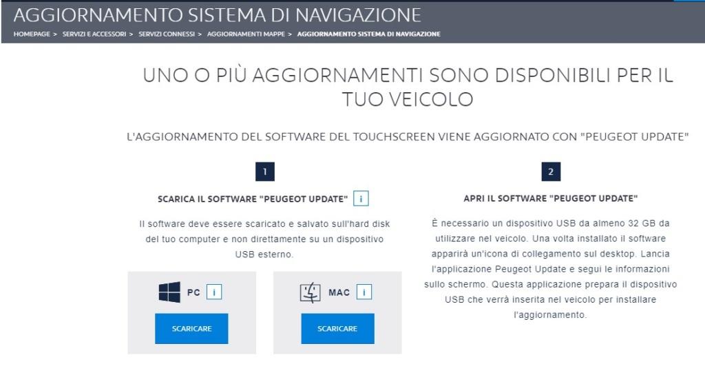 Aggiornamento mappe gratuito dal sito di Peugeot - Pagina 10 0310