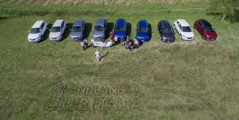1° RADUNO OPEL GRANDLAND X CLUB ITALIA Sirmione (BS), 27 aprile 2019 - Pagina 9 Dji_0110