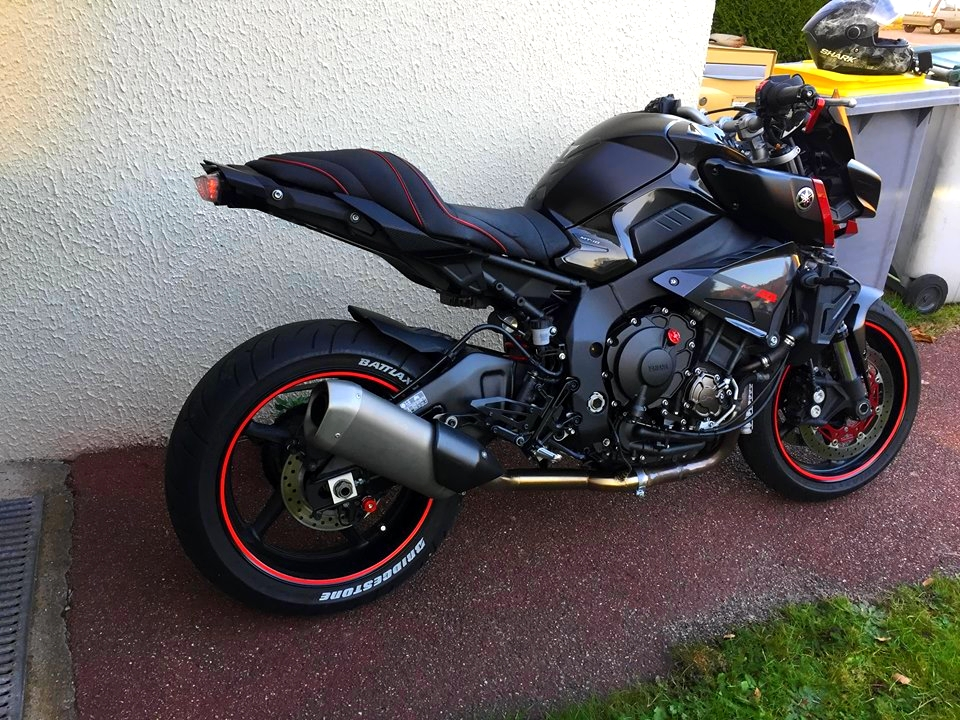 Yamaha MT-10 Tech Black 46317212