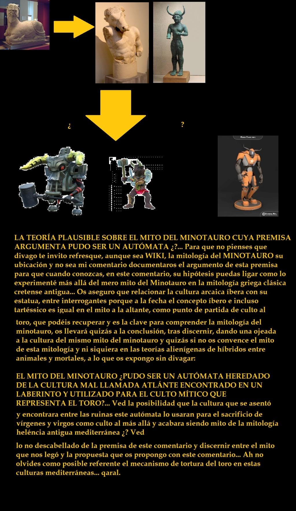 ¿EL MINOTAURO UN AUTÓMATA... 220px-11