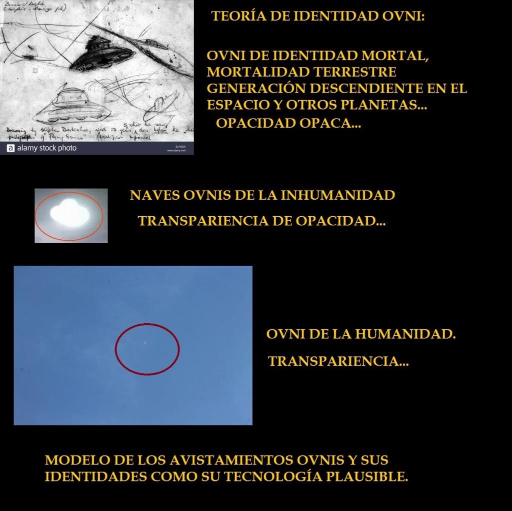 TEORÍA Y MODELOS PARA LOS AVISTAMIENTOS OVNIS. Astron10