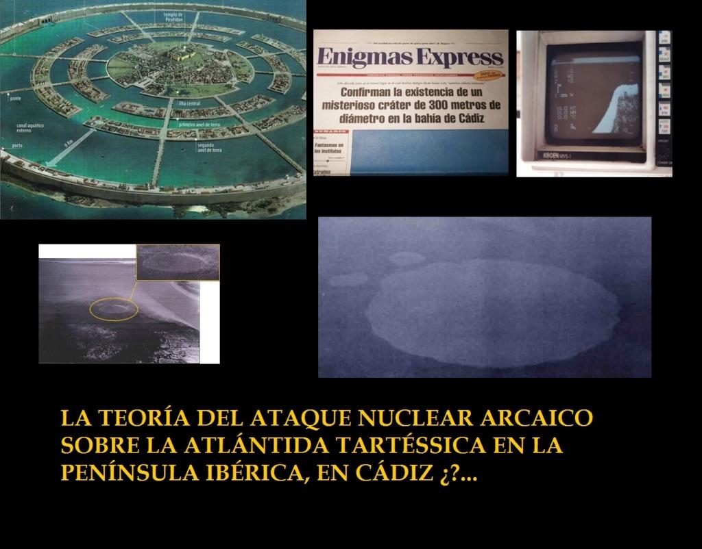 LA TEORÍA DE LA DESTRUCCIÓN DE LA ATLÁNTIDA QUÉ NO HEMOS PENSADO... Creen-10