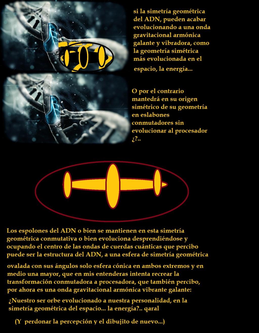 ¿A VUELTA CON LA POSIBILIDAD DE LA POSIBLE EVOLUCIÓN DE NUESTRO ADN, A UNA ONDA GRAVITACIONAL ARMÓNICA GALANTE VIBRANTE ARMÓNICA? Dna_na10