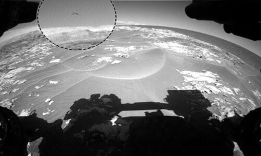 LA FOTO DEL ROVER EN MARTE QUE NO TENÍA QUE EXISTIR... Mars-u10
