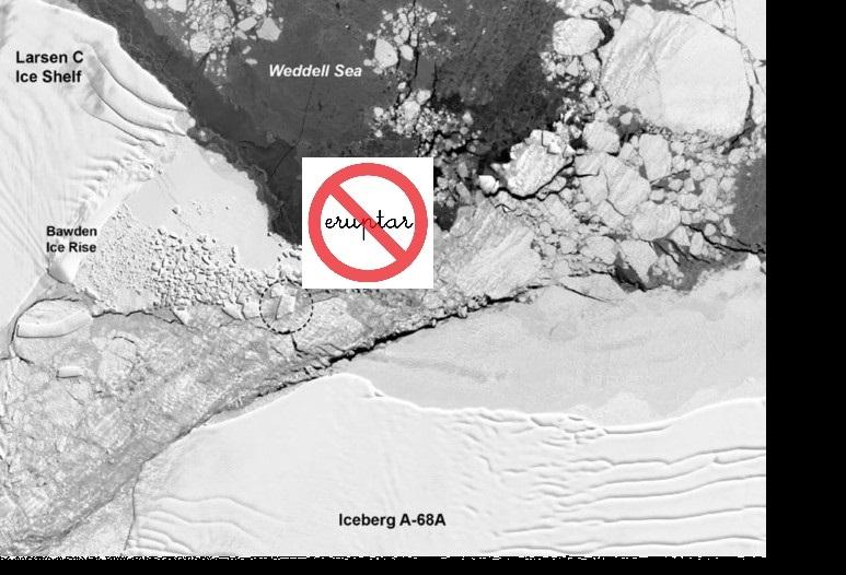 LA NASA LOCALIZA DÓNDE SE FORMAN LOS BLOQUES DE HIELO... Screen12