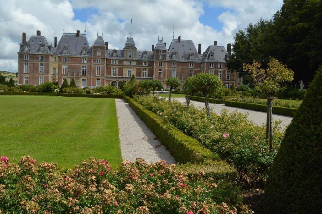 Le Château Musée Louis-Philippe 25212-10