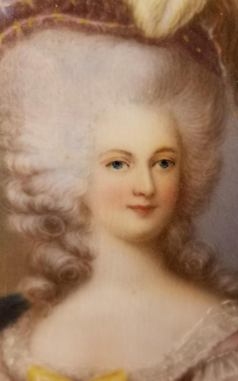 Portrait de la Reine Marie-Antoinette par Joseph Boze - Page 4 S-l16011