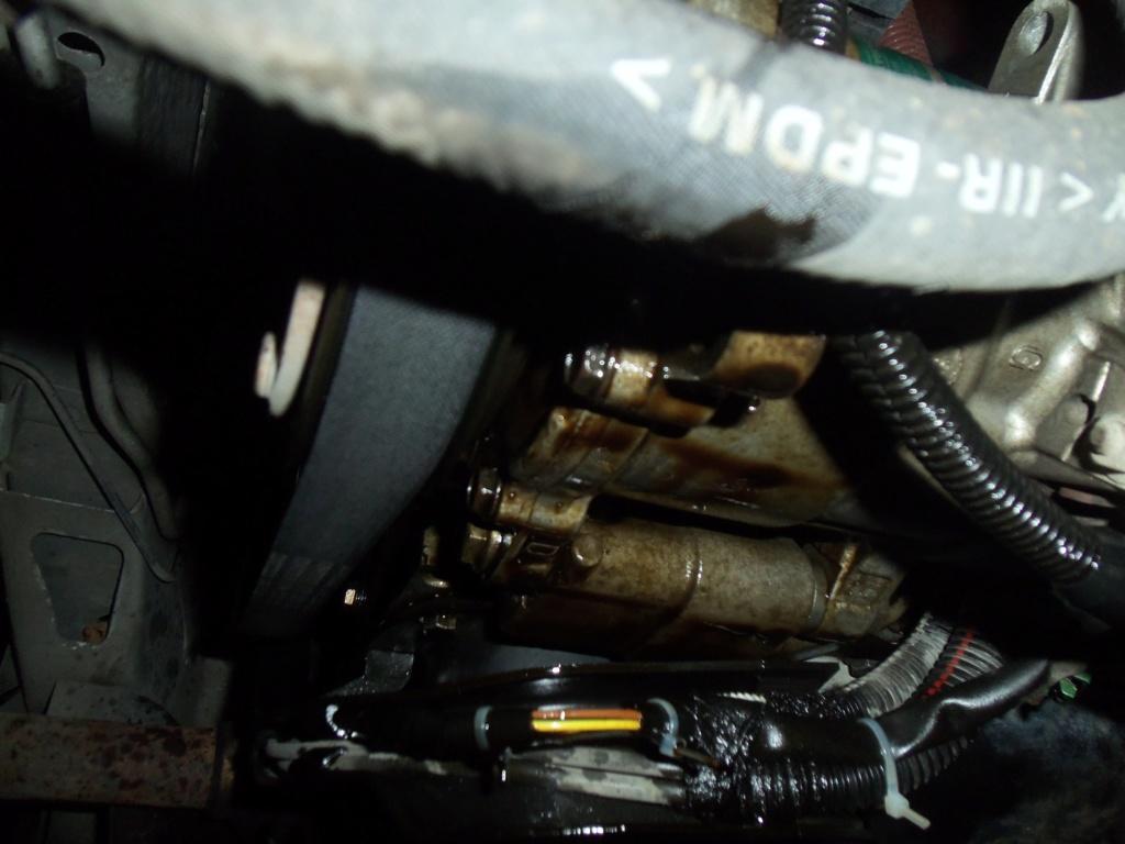 fuite huile moteur peugeot 206 1.1 essence 100_4010