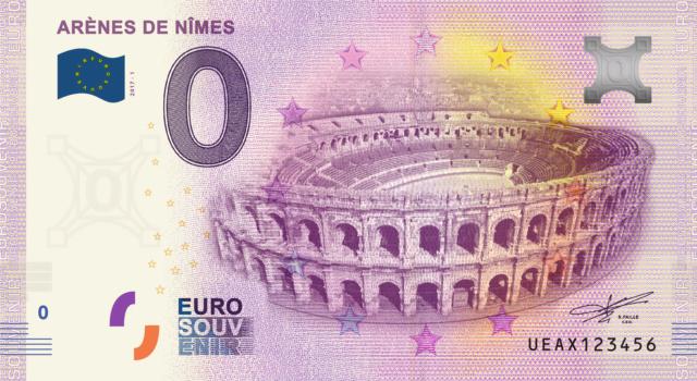[Collecte Expédiée] UEAX - (30) Les Arènes de Nîmes les Grands Jeux Romains - 2019-1, ou le Millésime - 2019 - Page 2 Fra_ax10