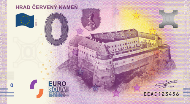 [Collecte expédiée] 4 billets slovaques ( attention, collecte corrigée) Fra_ee80