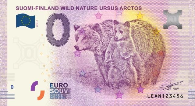 [Collecte double Finlande expédiée] LEAN Suomi Finland Wild Nature ursus arctos 2018 & LEAM Kuopio Suomi finland 2018 - Page 2 Fra_le20
