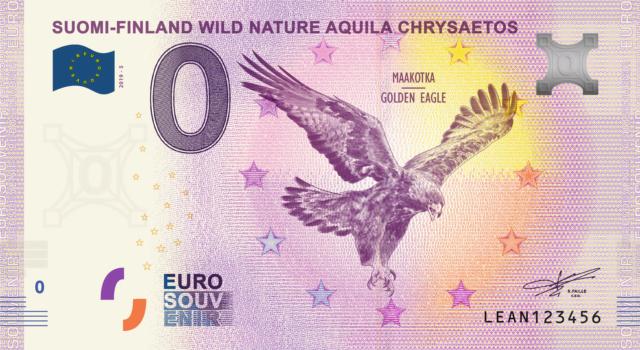 [Double collecte expédiée] Finlande Suomi-Finland Wild Nature 5 & 6 - 2019 - Page 2 Fra_le27
