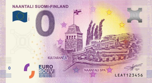 [Double collecte clôturée] Ukkohalla & Naantali Suomi-Finland - 2019 Fra_le29