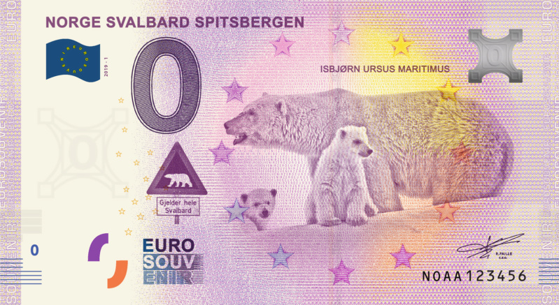 [Collecte expédiée] Norvège - NOAA - Norge Svalbard Spitsbergen - 2019-1 Fra_no10
