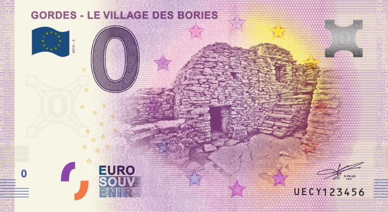 [Collecte expédiée] 84 - Gordes - Le village des Bories - 2019-2 Fra_ue63