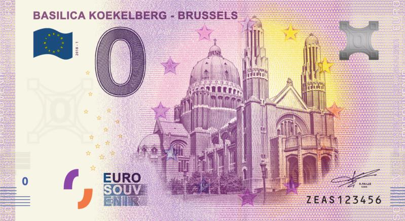 [Collecte expédiée] BE - Basilica Koekelberg - Brussels - 2018 - Page 2 Fra_ze25