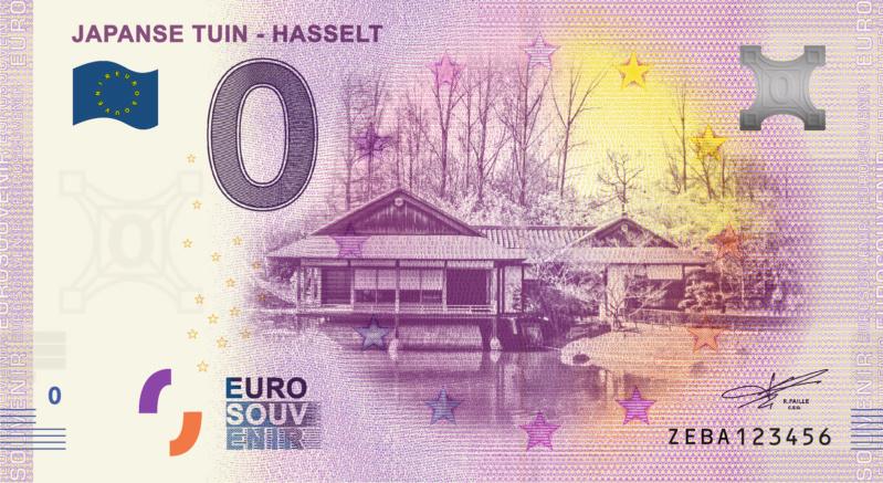[Collecte expédiée] Belgique- ZEBA - Japanse Tuin - Hasselt - 2019 Fra_ze39
