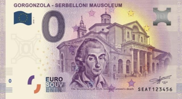 [Collecte double expédiée] IT - SEAV - Duomo Milano & SEAT - Gorgonzola Serbelloni Mausoleum  - Page 3 Image210