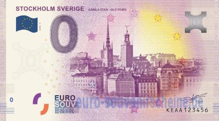 [Collecte expédiée] Suède - STOCKHOLM SVERIGE GAMLA STAN - OLD TOWN  - Page 2 Keaa-210