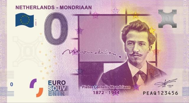 [Collecte expédiée] NL - PEAQ - Netherlands - Mondriaan - 2020-1 & 2 Peaq110