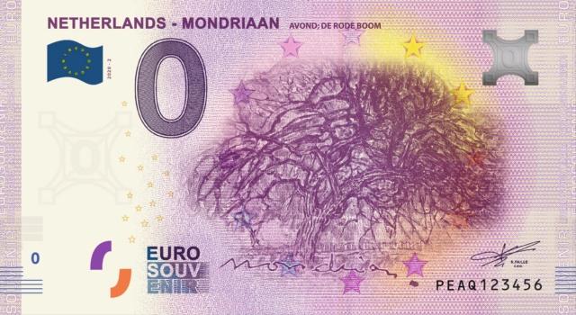 [Collecte expédiée] NL - PEAQ - Netherlands - Mondriaan - 2020-1 & 2 Peaq210
