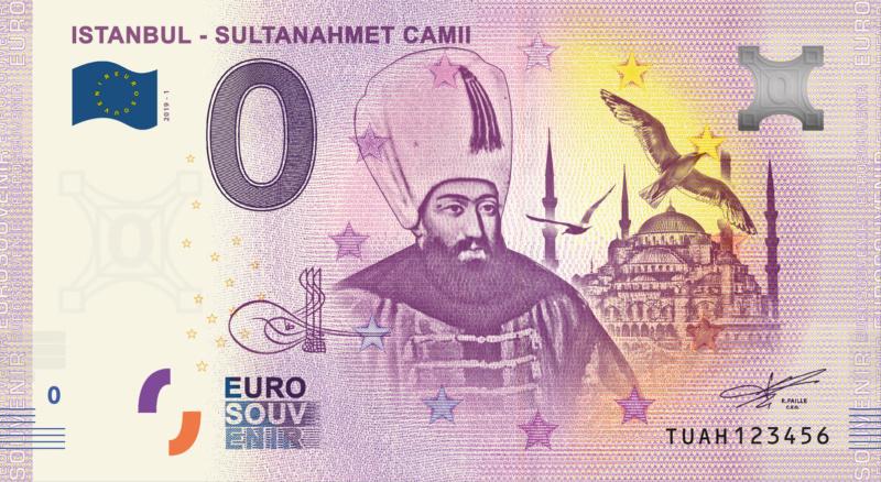 [Collecte expédiée] Turquie - TUAH - Istanbul - Sultanahmet Camii - 2019 Tuah_t10