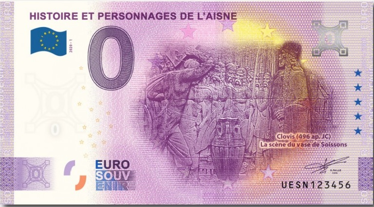 Soissons (02200)  [Clovis] Uesn1010