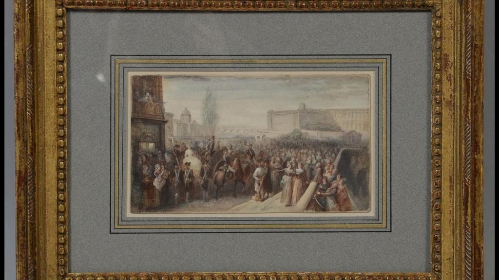 Marie Antoinette  conduite au supplice - Page 9 17062111